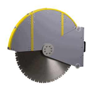 Blattschutz 3-teilig für HF-Wandsägen