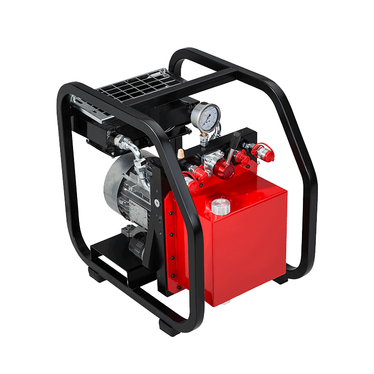 Hydraulik-Aggregat-PP600-EC